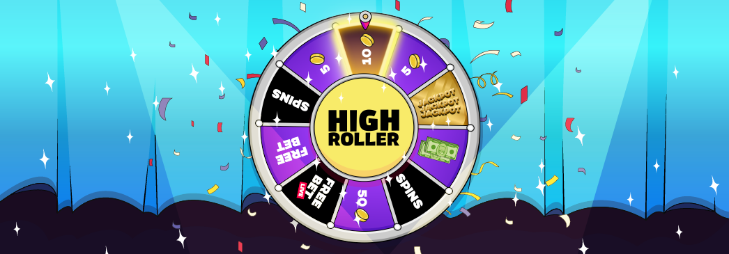 HighRoller Wheel