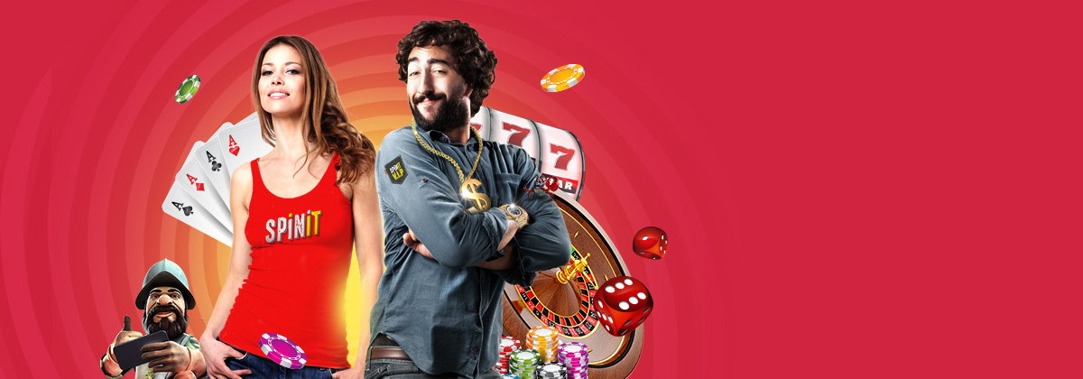 Spinit Online Casino - Overview