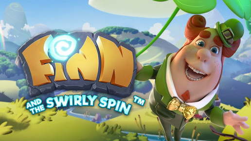 Finn and the Swirly Spin