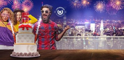 Ageing like fine wine, Guts re-vamps casino site for 5th anniversary adding new features!
