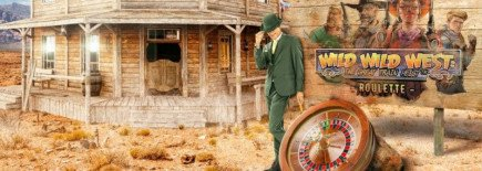 Grab your lasso because things are getting wild on Mr Green UK casino!