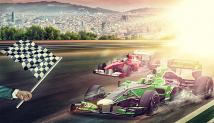 Win your F1 trip to Barcelona at our top UK casino