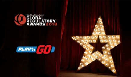 Play'n Go steal the show at the Casino Global Regulatory Awards 2018!