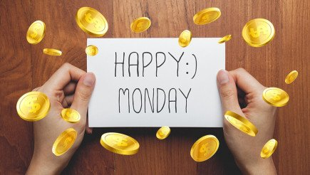The colour of monday is green with £40,000 cash prizes to give out!