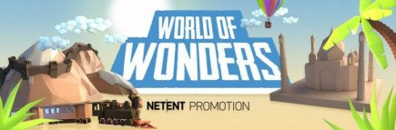 Explore 7 world wonders in 7 beautiful destinations with NetEnt & Mr Green casino!