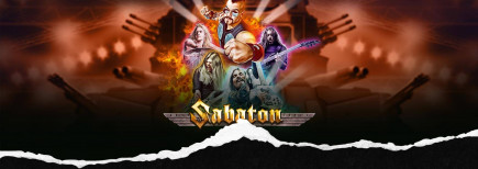 Sunday's slot game of the week is Play'n Go's branded Sabaton!