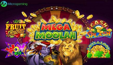 Microgaming paid out over £154 million in jackpot wins last year!