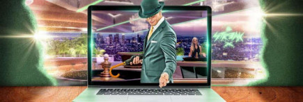 £20,000 cash prize in commemoration to the all-new Mr Green Live Beyond Live casino!