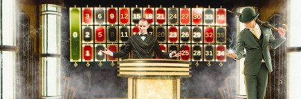 Play this brand new live casino game and get a share of £10,000 every week!