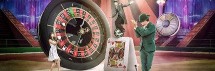 Roll up, Roll up, it's a £5k casino cash circus!