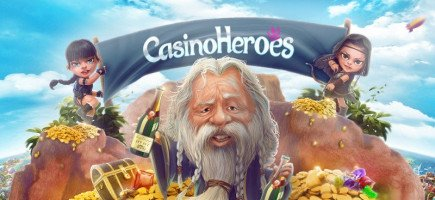 Do you have what it takes to be a Casino Hero? Give it your best shot, they need you!