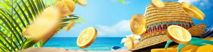 What are the top summer casino slots to play this summer?