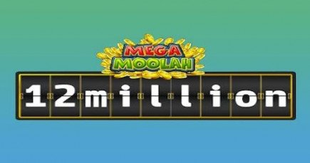 £12 million and rising by the second, this jackpot slot is ready to burst!