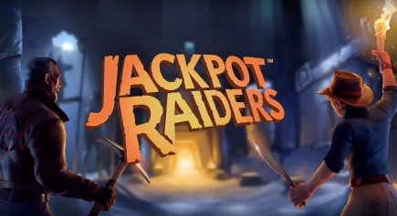 This Sunday's slot of the week has 5 integrated jackpots and a spark of adventure!