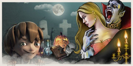 The spookiest slots available on UK casinos to sink your teeth into this Halloween!