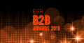 The Winners of the nailbiting EGR B2B Awards of 2019 are...