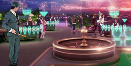Living the live casino life! Win a share of £5,000 by playing on your favourite live casino games!