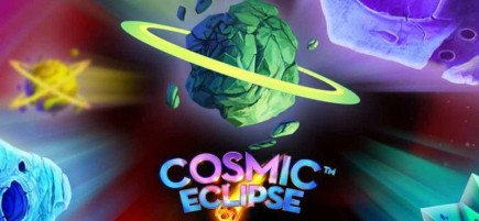 Unlock your 40 intergalactic Free Spins and explore the exclusive Cosmic Eclipse slot game!