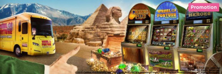 Level Up and win your share of £20,000 at Mr Green Casino