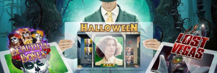 Mr Green casino is getting spooky with their £20,000 Trick or Treat slot Bonus!