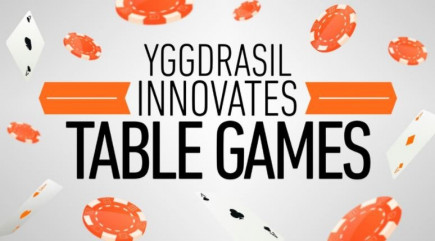 Yggdrasil Gaming are taking 2018 by storm with their game-changing casino innovation!