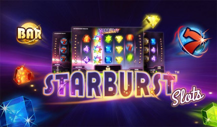 Why do I always get my free spins on Starburst slot?