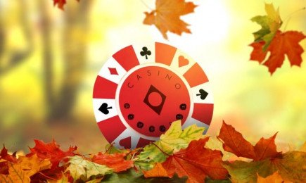 Autumn is here, what are the top casino games to play this season?