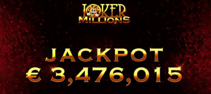 Yggdrasil slot game just dropped a whopping £3.4 million jackpot!