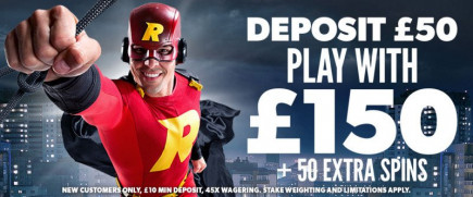 200% Welcome Bonus on Rizk casino! Saturday's are for trying out some of the best UK online casinos!