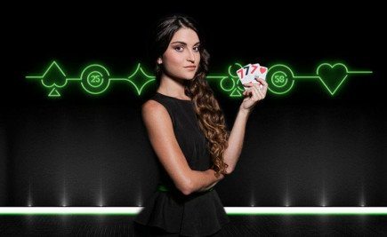 Play on slots or live casino games for a share of £20,000!