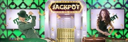 Monthly live casino jackpots ready to be won starting at £5,000!
