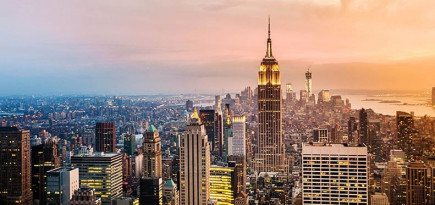 Win a trip to New York City for the most magical night of the year on the UK's best new online casino!