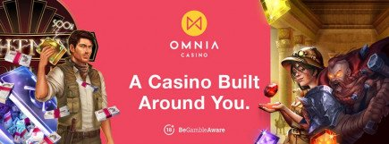 Omnia Casino breaks new ground with blockchain based loyalty program