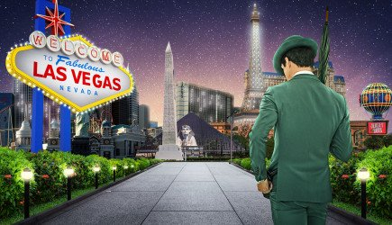 Bright lights and cash money - how to get involved in the £5,000 Vegas Adventure!