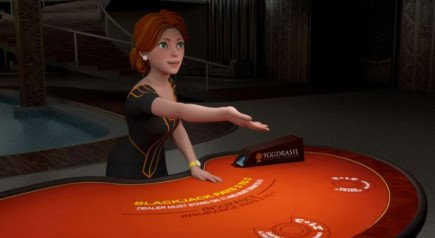 Fancy a sneak peek of the new hybrid of 3D table games and live dealer casino games by Yggdrasil Gaming?