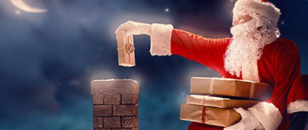 Merry Boxing Day with free spins casino bonus