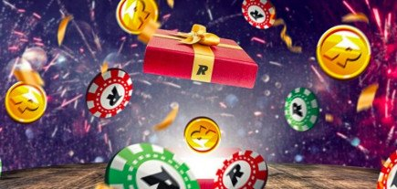 Captain Rizk is deploying random cash prizes into lucky players accounts!