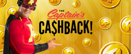 Cashback madness on Rizk online casino!