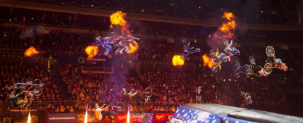 VIP tickets to watch and meet Nitro Circus in Paris & £40,000 in casino cash prizes up for grabs!