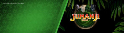 Dive into the Jumanji jungle and win yourself £50,000 in cash!
