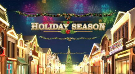 Best online casinos UK tuning up for Holiday Season