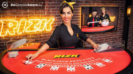UK live casino is so much better at exclusive tables and with a prize pool