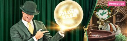 Time to hunt Golden Balls at Mr Green Casino!