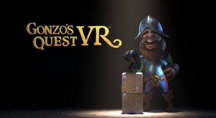 Gonzo's Quest in virtual reality is just one of the many casino games we can look forward to having the full on VR experience with!