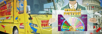 Spin the wheel of fortune and fortune will come in the form of cash prizes on Mr Green top rated casino!