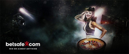 Try some new casino Bonuses and get Free Spins on Betsafe online casino!