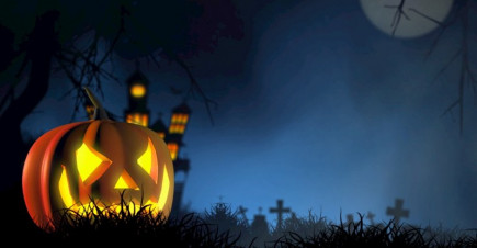 The best slot games to set you up for Halloween weekend!
