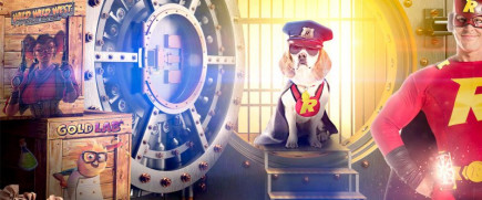 Do you have skills on the slot games to win some Extra Spins on The Great Rizk Casino Robbery?