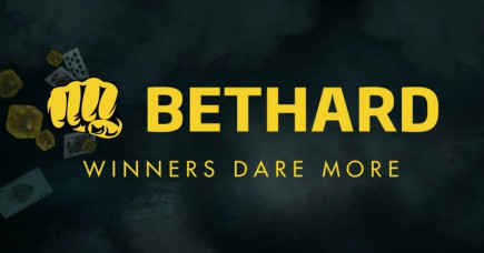 Bethard, play hard and grab some top casino spins this Friday!