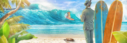 Win a fantastic trip to Hawaii on the best online casino, Mr Green!